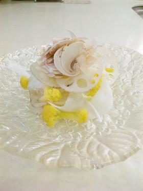 ❅❆❅ 白のサラダ ❅❆❅