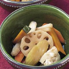 中華風野菜のピクルス