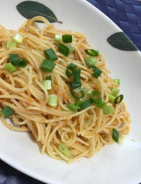 【パスタ】明太うにクリーム by WaRiFu [クックパッド] 簡単おいしいみんなのレシピが231万品