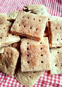 HM&おからで♪簡単ダイエットクッキー!
