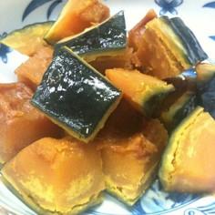 ほくほくにできる!かぼちゃの煮物