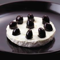 カマンベール黒豆