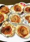 簡単トースターで、薔薇のアップルパイ