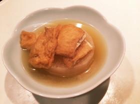 美味し〜い大根と油揚げの含め煮♡