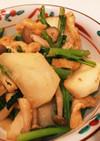 かぶと小松菜の美味しい味噌炒め♡