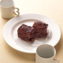 クイックチョコレートケーキ