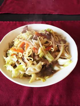 ローメン(炒肉麺 チャーローメン)
