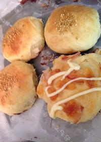 簡単手作りパン♡