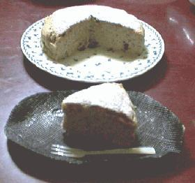 ヘルシーチーズケーキ ♪ブルーベリー編♪