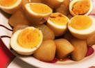中までしっかり☆大根と卵の煮物
