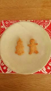 米油とてんさい糖で*ジンジャークッキーの写真