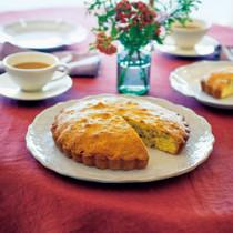 マントバ風のアーモンドケーキ
