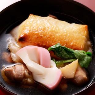 江戸風雑煮