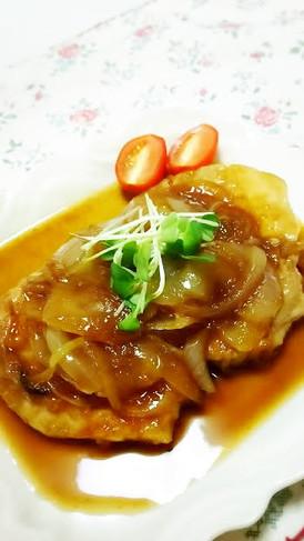 ☆ポークソテー☆豚肉の生姜焼き