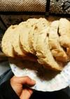 ♪ほうじ茶&せんべい食パン♪