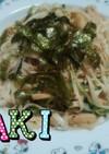 簡単♪低糖質!豆苗のダイエット炒麺☆
