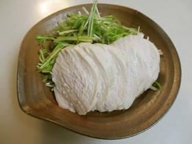 しっとり鶏胸肉のマリネサラダ