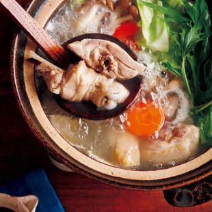 福岡県 博多風水炊き