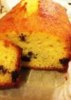シンプル☆ラムレーズンパウンドケーキ