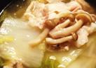 簡単!白菜と豚バラのおかずになるスープ