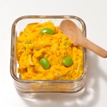 かぼちゃと枝豆のスプレッド