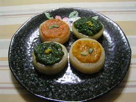 ふろふき大根と愉快な野菜みそ☆