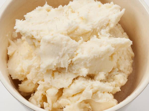 ホースラディッシュとクリームチーズ