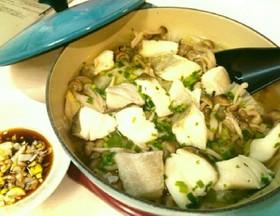 ❁時短!タラと白菜ときのこの簡単お鍋❁