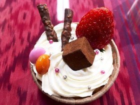 X'masに☆デコレーションカップケーキ