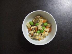 なごみの炒り豆腐
