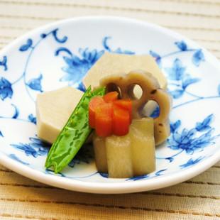 野菜のお煮〆