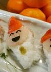 ほたてサンタ寿司!登場 メリークリスマス