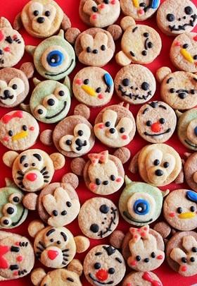 ツムツムのクッキー