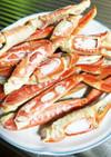 ♡グリル・トースターde焼き蟹♡