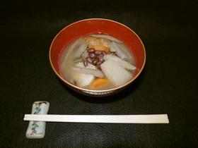 いとこ煮 ~富山の冬の味~