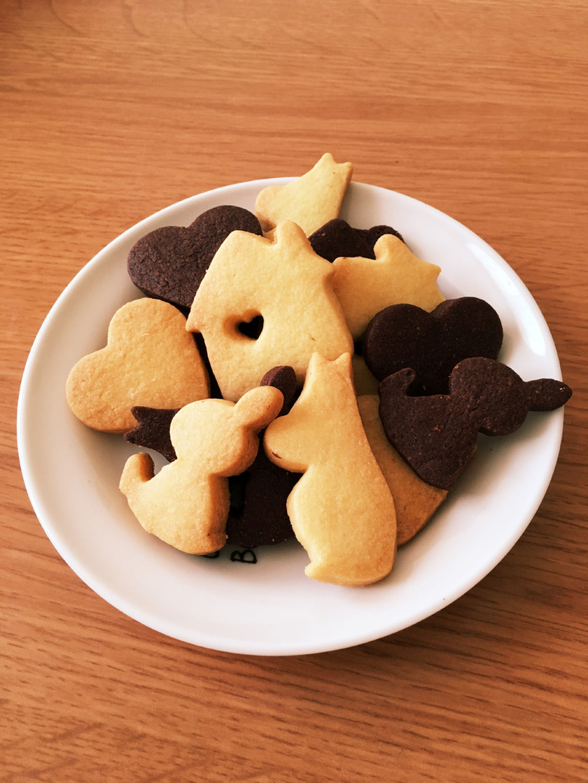 簡単 お店みたいな☆本格型抜きクッキー☆