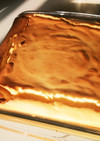 スライスチーズケーキ分量応用簡単レシピ