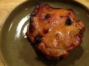 魚焼きグリルで簡単ローストチキンの写真