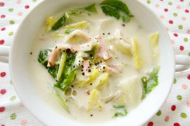 コンソメ スープ 豆乳 豆乳スープダイエットの効果は?方法やおすすめレシピもご紹介