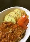 【便利スープで】ハンバーグ♪