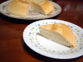◆炊飯器◆ダイエットチーズケーキスフレ◆
