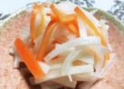 簡単♡食べやすい♡サラダ風洋風なます