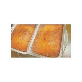 オーブントースターで簡単パウンドケーキ