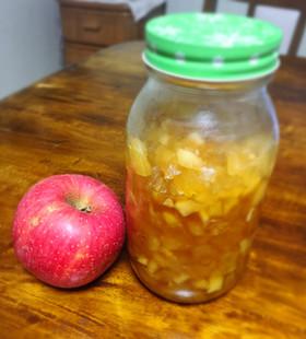 りんご大量消費に!手作りりんごジャム☆