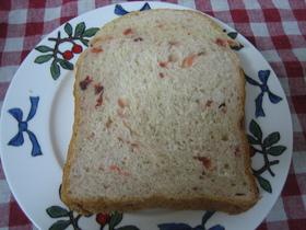 しっとり美味しいいちごミルク食パン♪HB