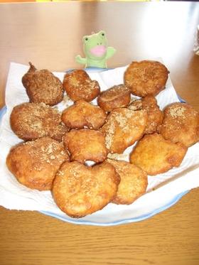 山芋ドーナツ(卵・乳・小麦なし)