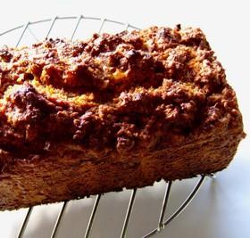 しっとり♪にんじんパウンドケーキ
