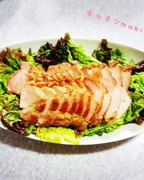 やわらか♪絶品♥圧力鍋で焼豚(^○^)