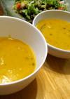 ミキサー不要の簡単手作りパンプキンスープ