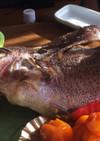 睨み鯛☆鯛の姿焼き☆お正月料理お祝い